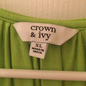 crown & ivy Tops - NWOT! Crown & Ivy Tank